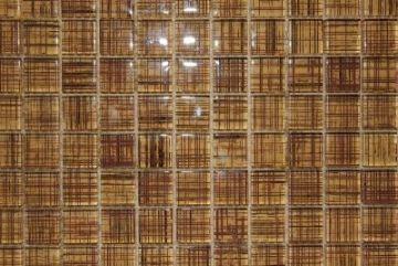 "Fabric Series Glass Mosaic Tiles (1"" X 1"") FB-E20-J08"
