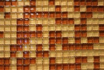 "Glass Mosaic Backsplash Tiles (1/2"" X 1/2"") G1515-002"