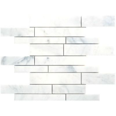 Carrara Extra Polished Random Strip