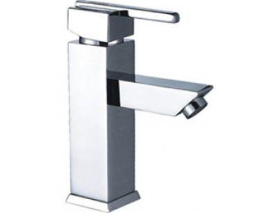 Single Handle Faucet Brushed Nickel - JADE-1006N