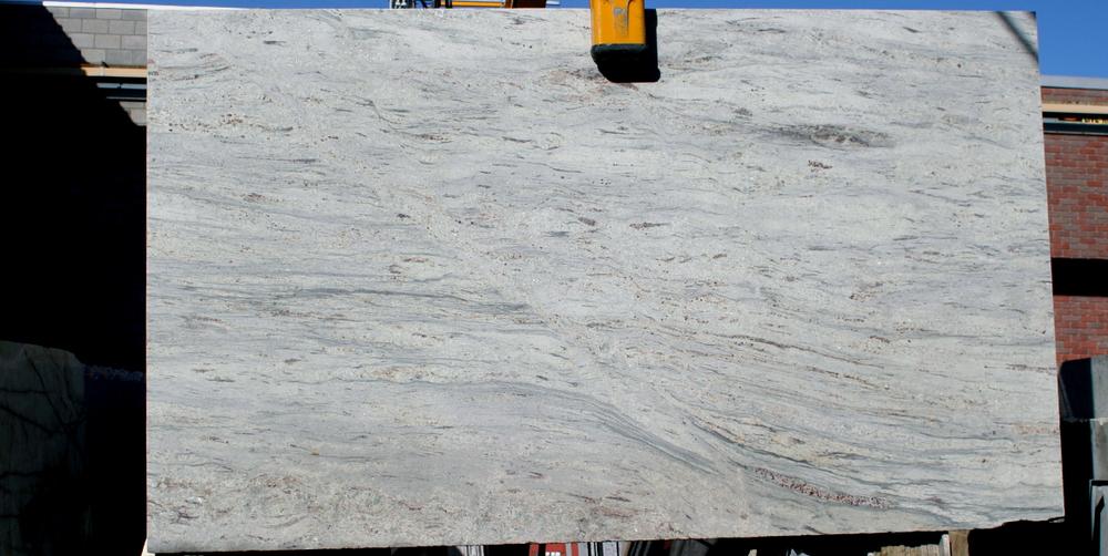 River White Granite - Jade Granite & Quartz